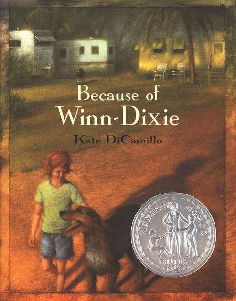 Books aplenty books galore classics review because of winn dixie