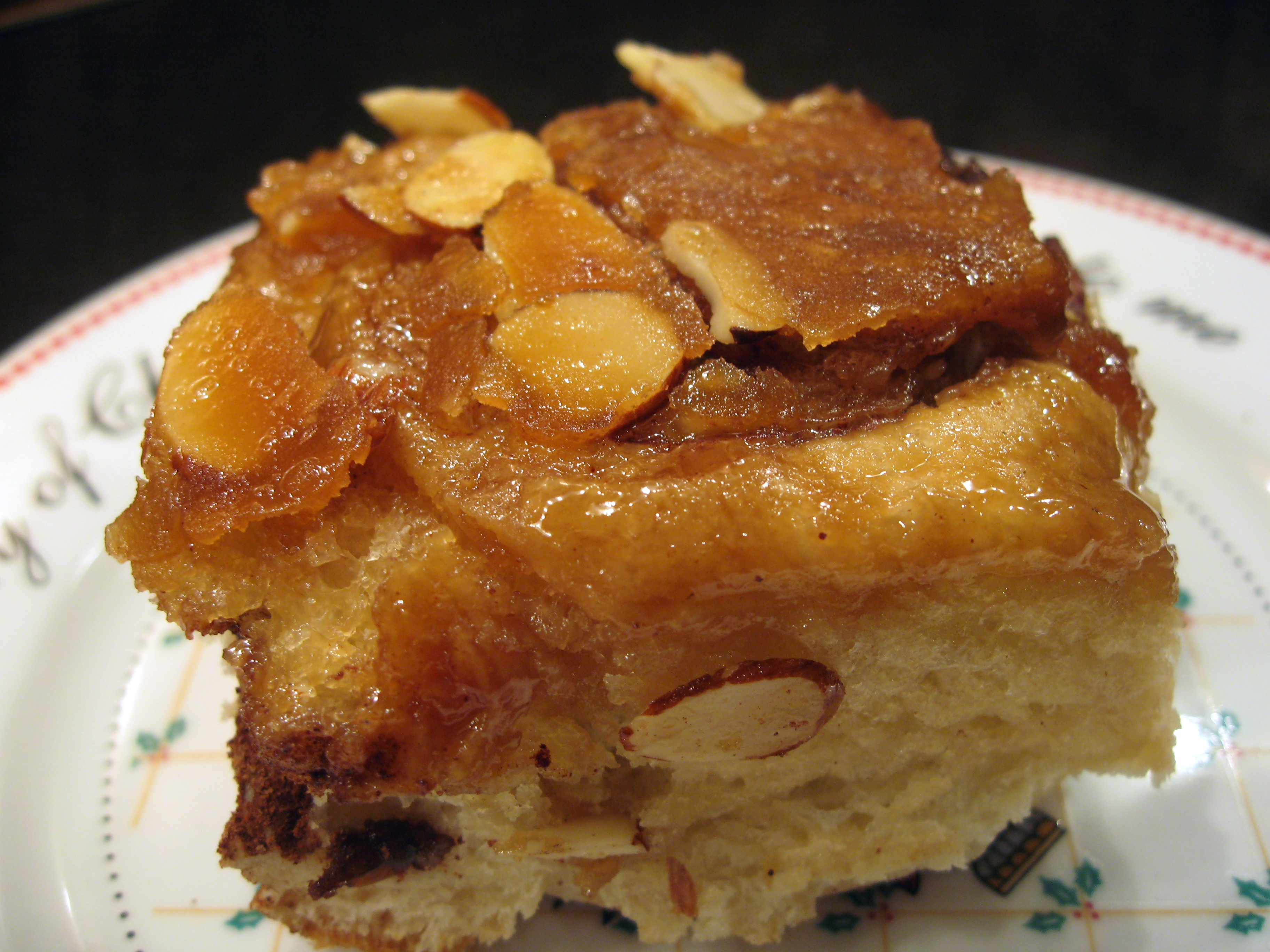 Breakfast in Bed: Sticky Buns | CHARLES P. ROGERS BED BLOG