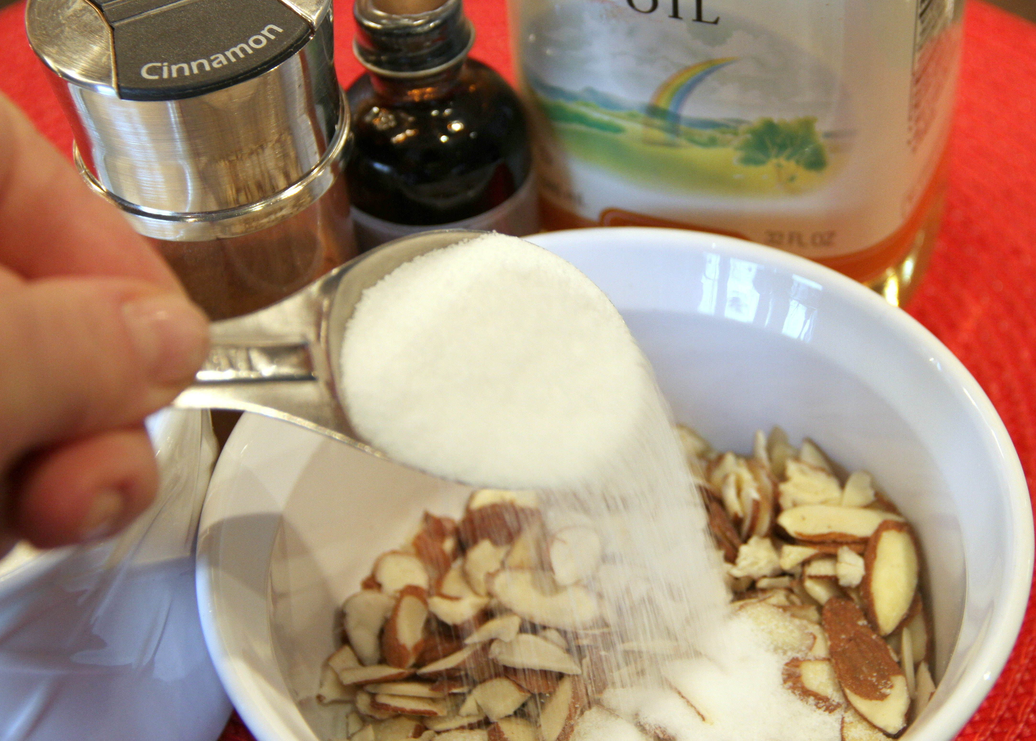 Almond Crunchies Recipes — Dishmaps