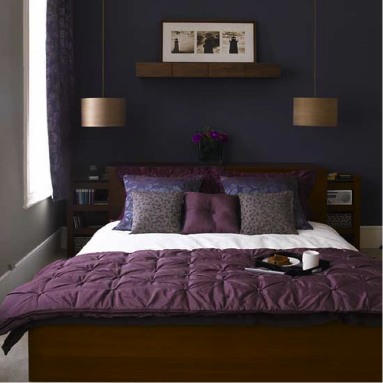 Bedroom Design: Afraid of the Dark | CHARLES P. ROGERS BED BLOG