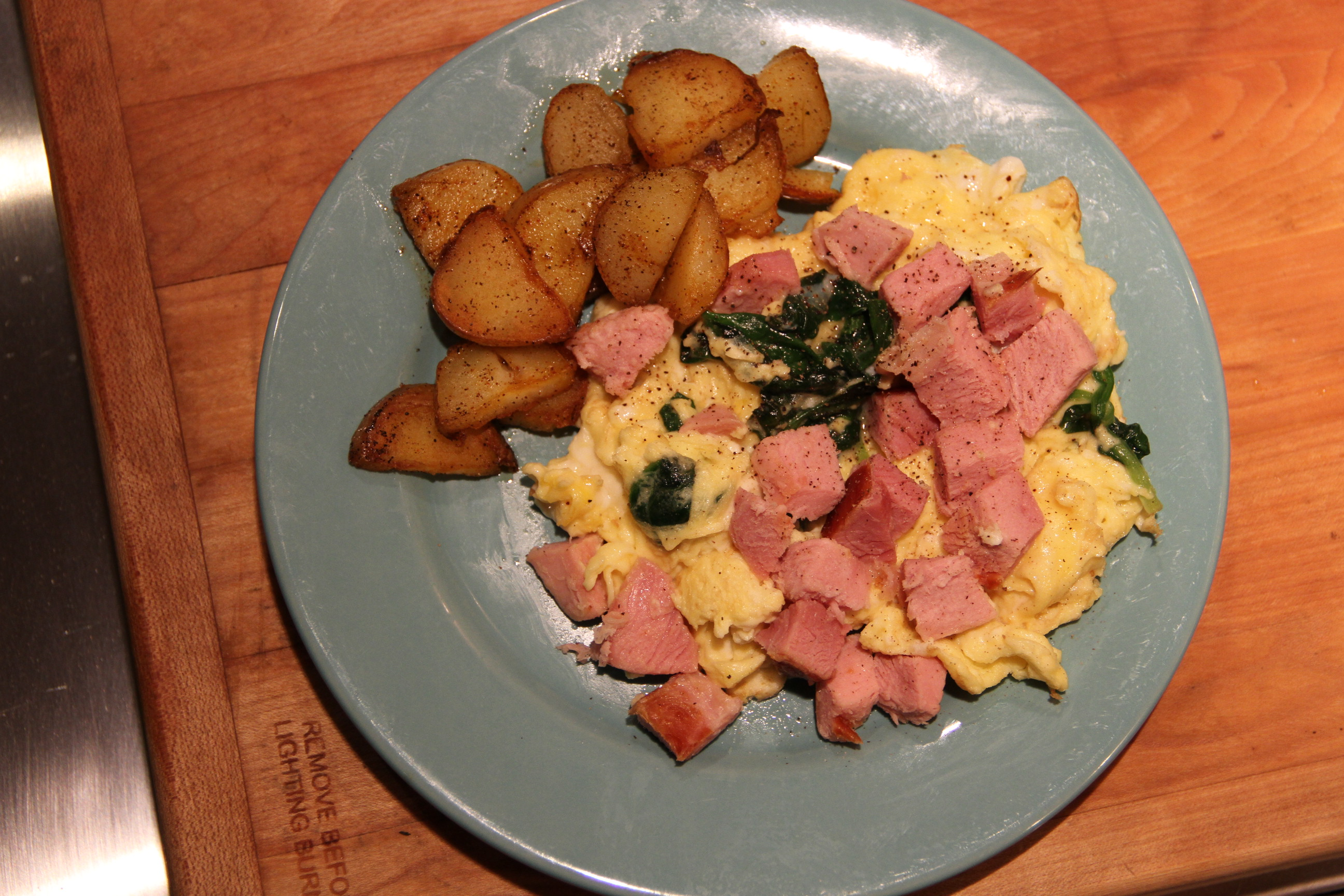 Green Eggs and Ham-breakfast in bed-breakfast recipes-charles p ...