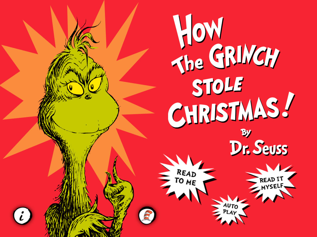 How the Grinch Stole Christmas | CHARLES P. ROGERS BED BLOG