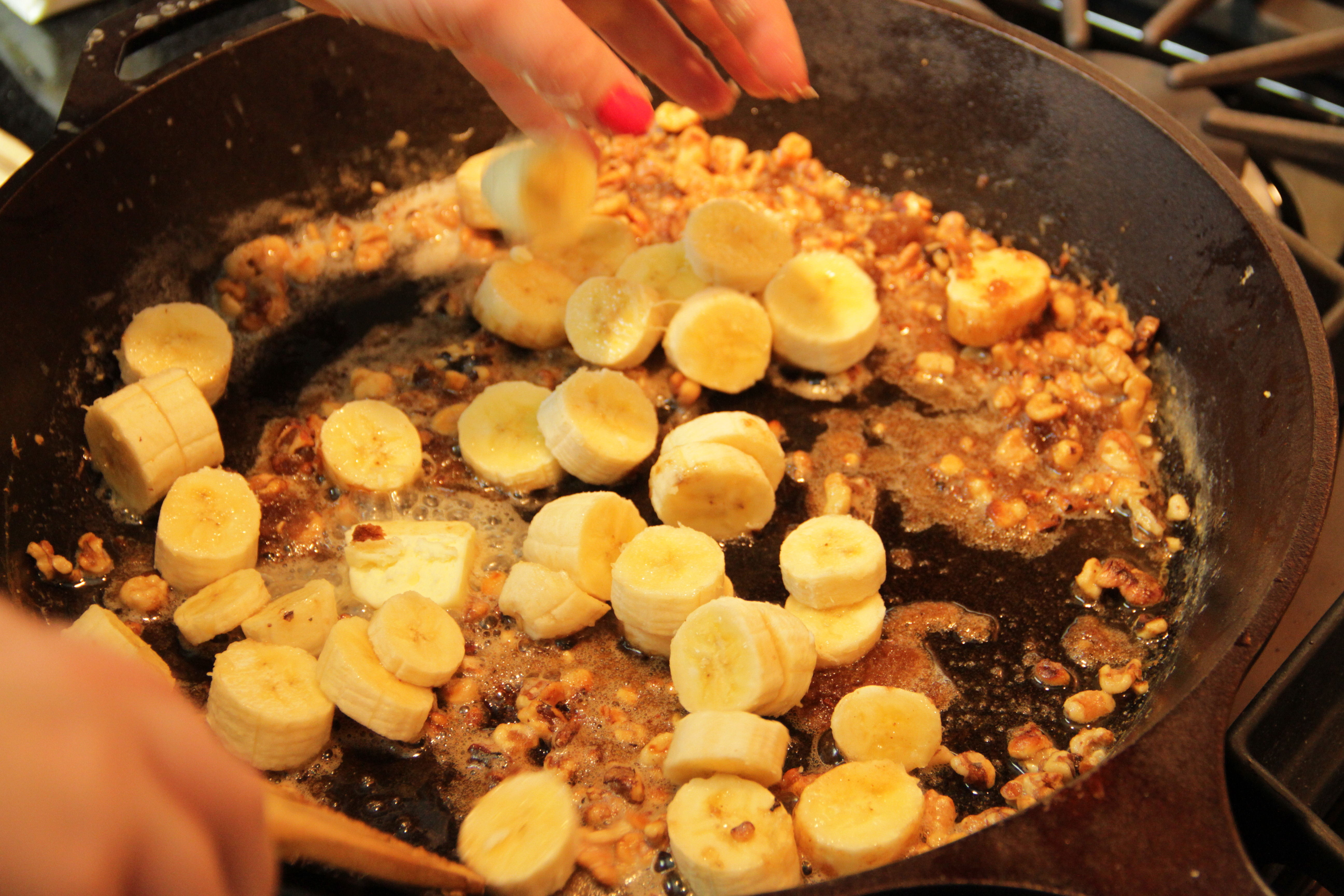 Caramelized Banana French Toast 6