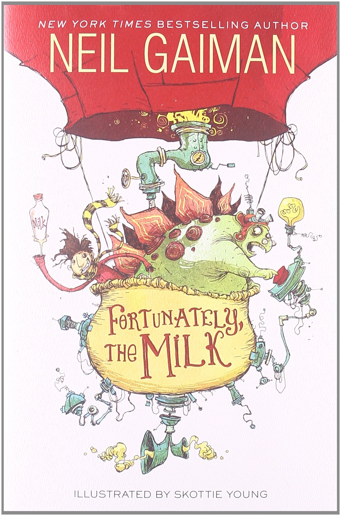 fotunately the milk