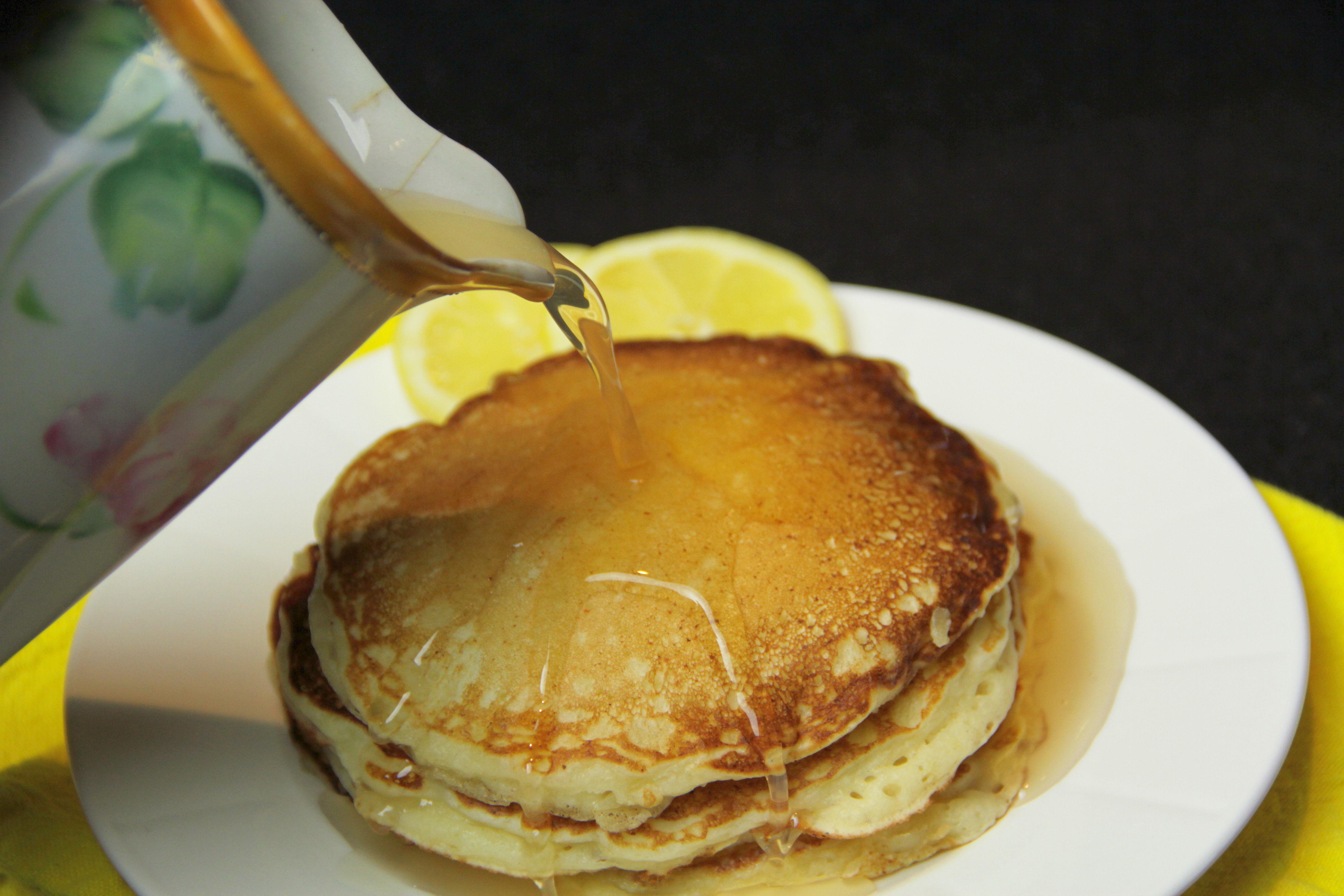 Lemon Ricotta Pancakes 12