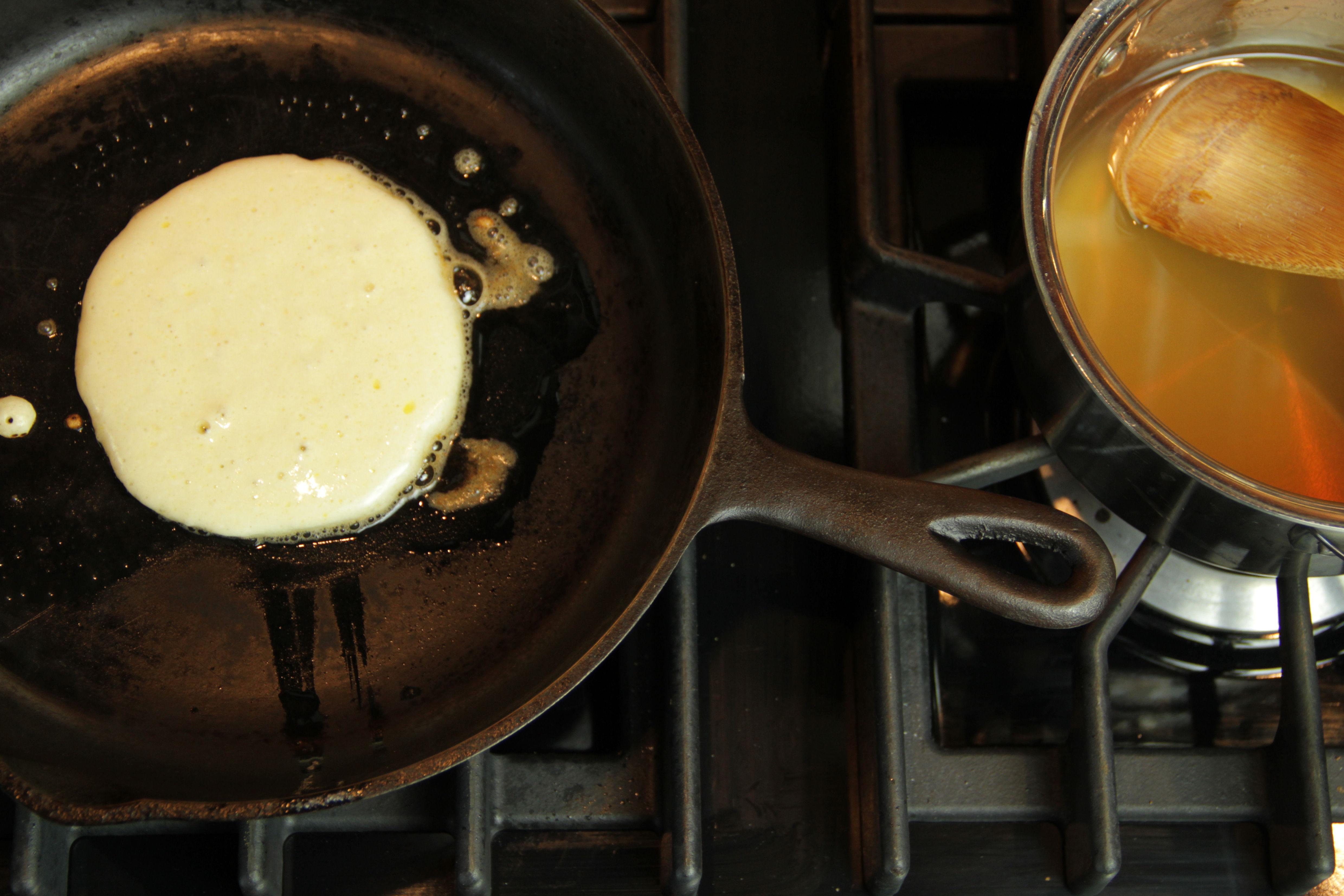 Lemon Ricotta Pancakes 7