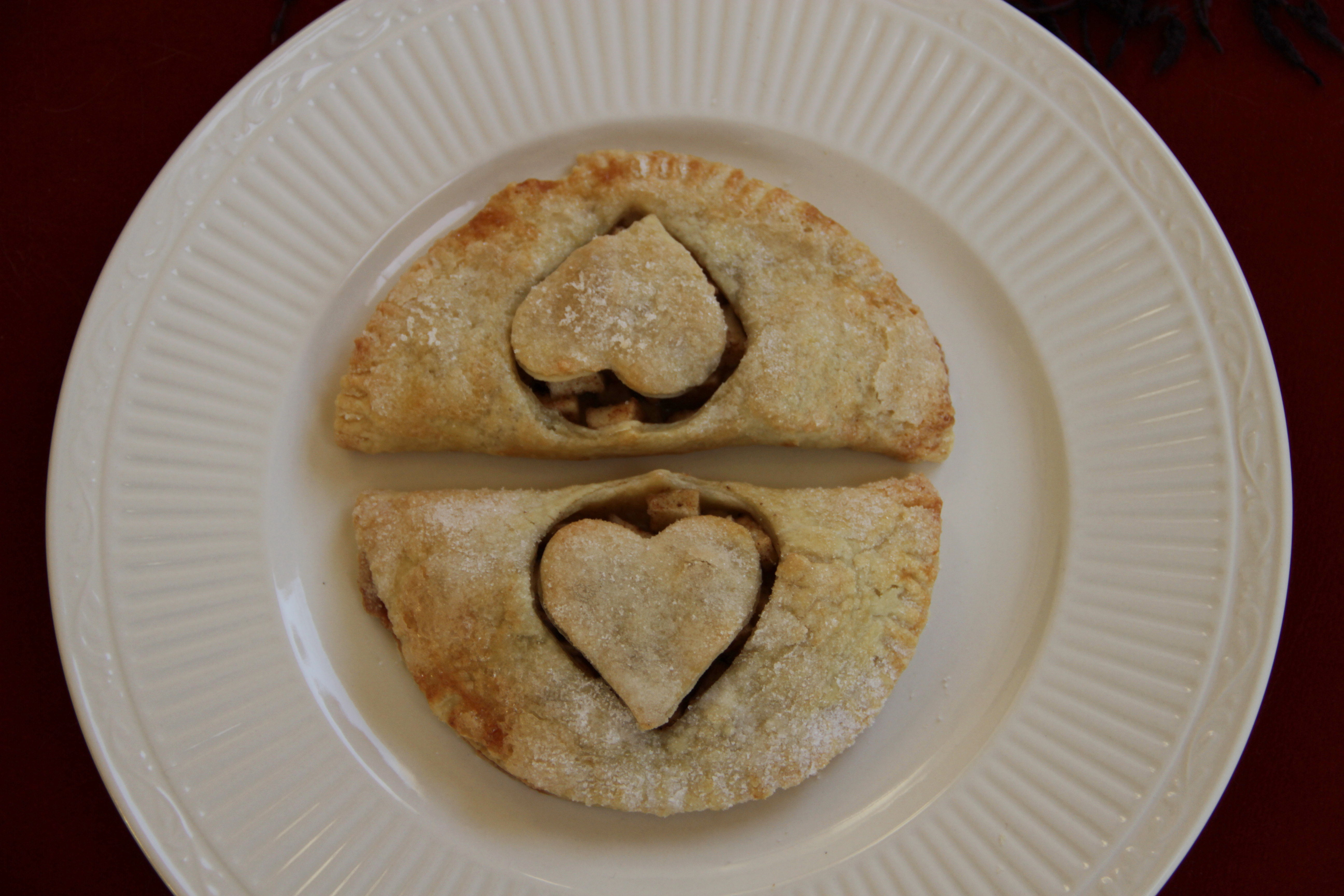 Spiced Apple Hand Pies 11