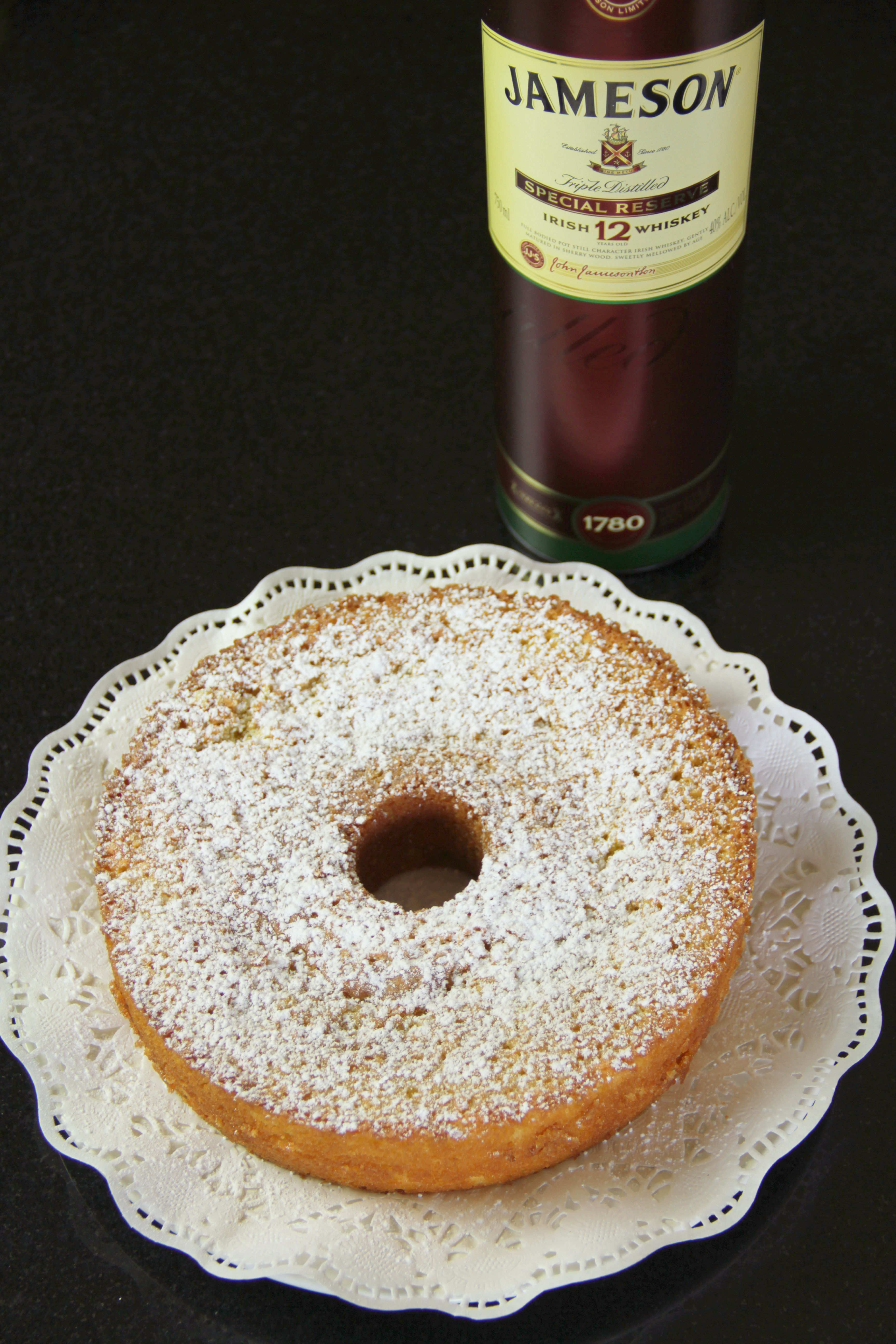 Irish Whiskey Cake 10