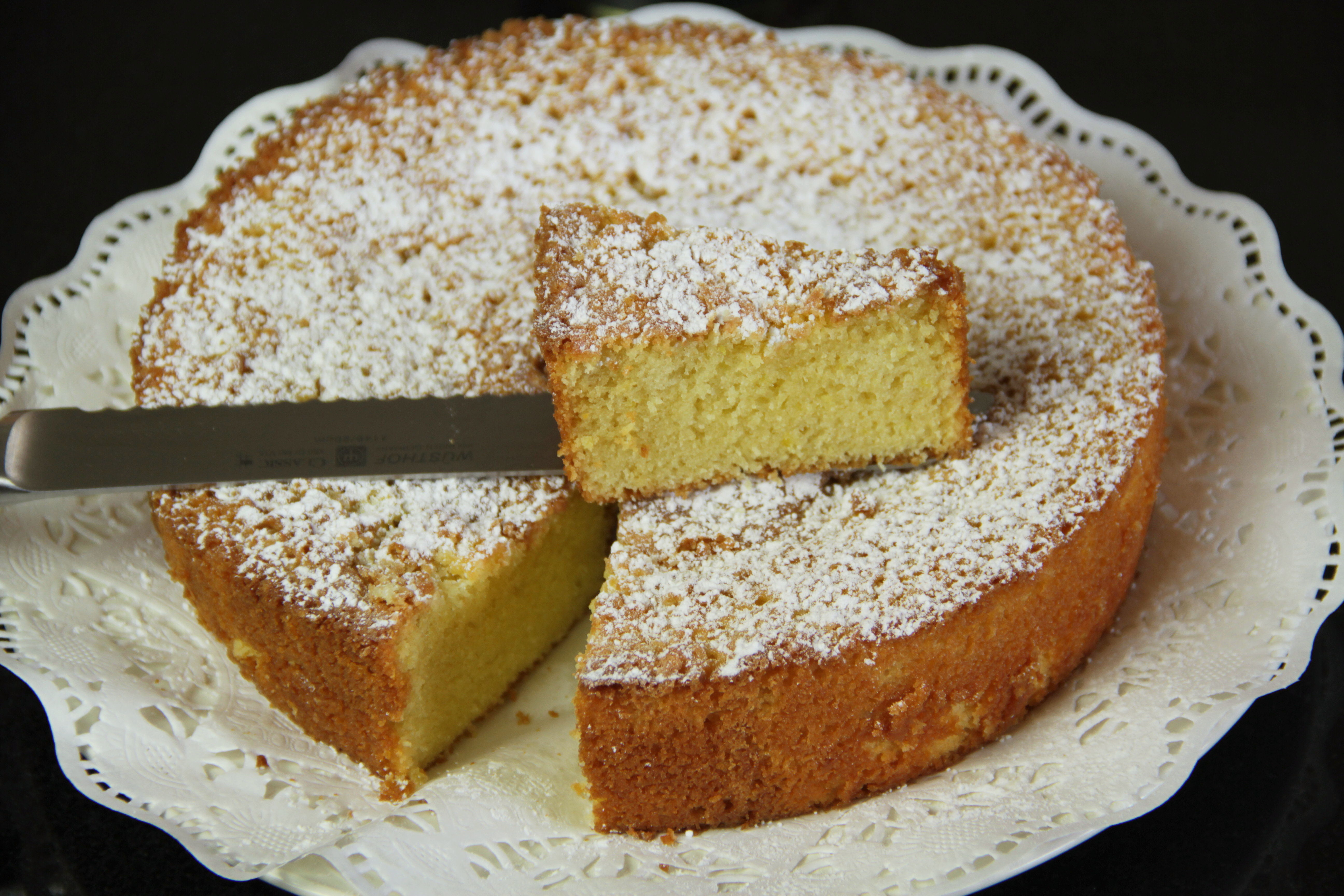 Irish Whiskey Cake 12