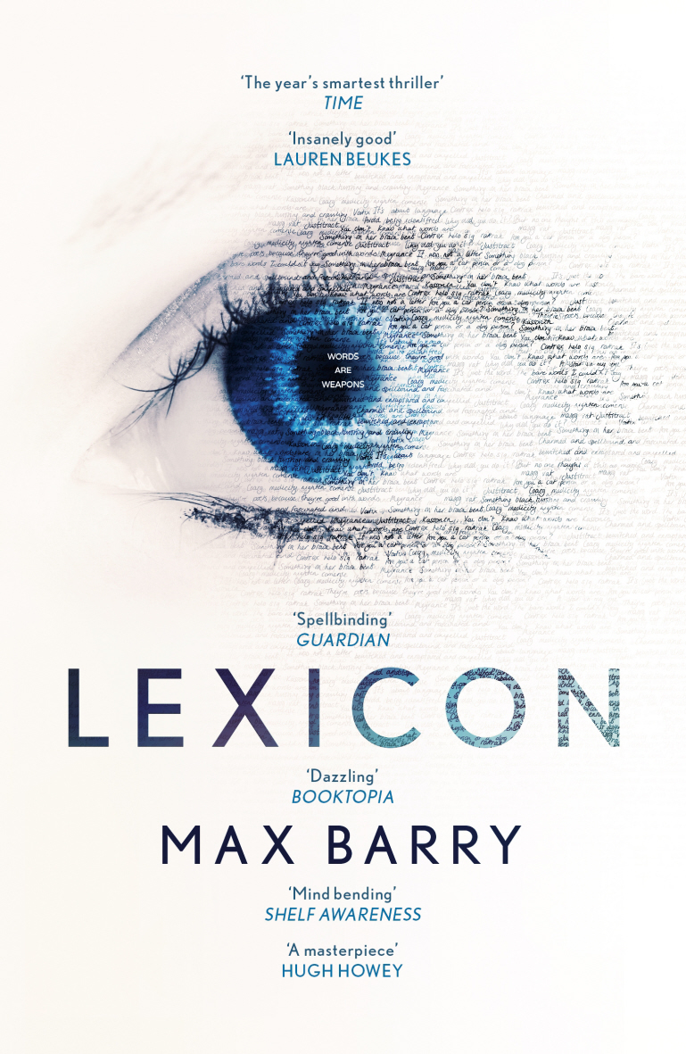 Lexicon-Max-Barry