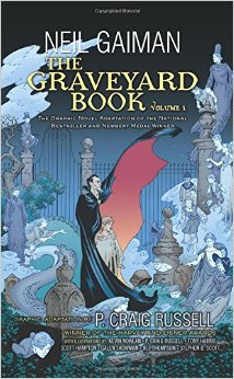 graveyard book vol1