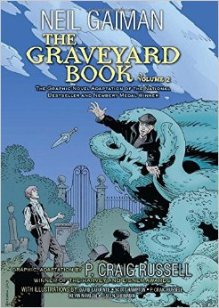graveyard book vol2