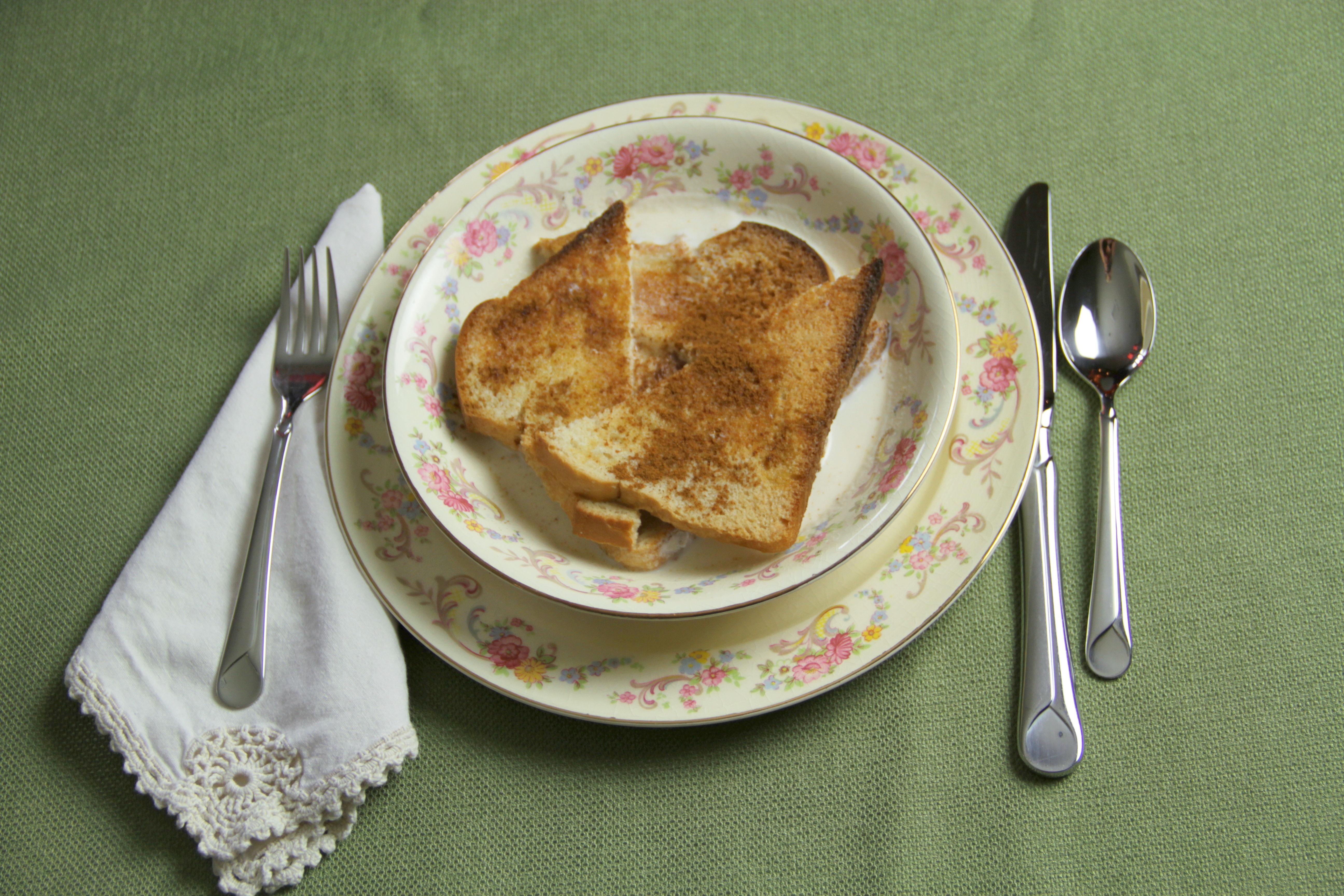 Milk Toast 9