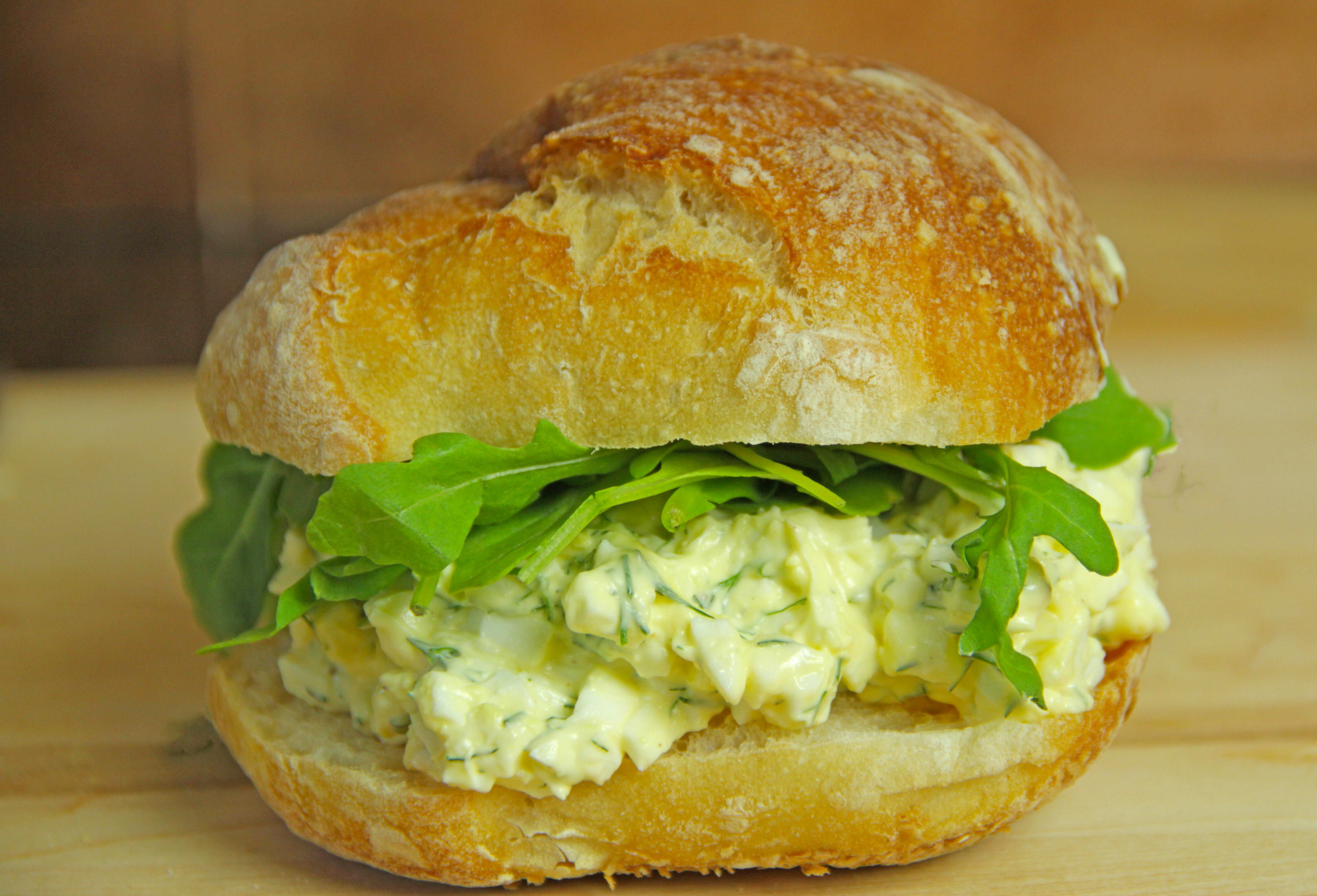 Egg Salad Sandwich 8