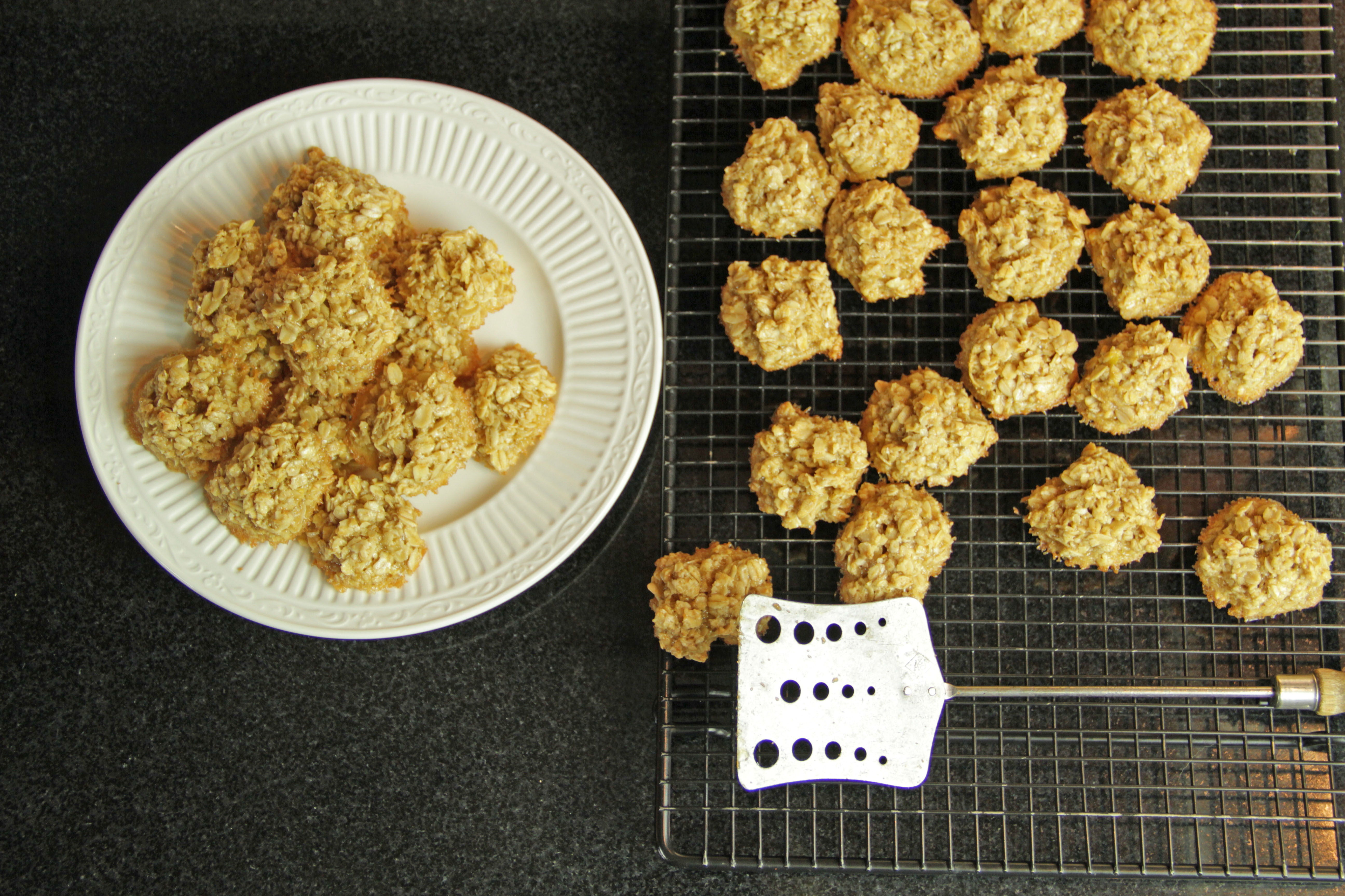 Oatmeal Lace Cookies 7
