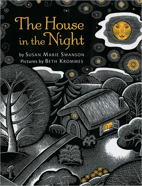 house-in-night
