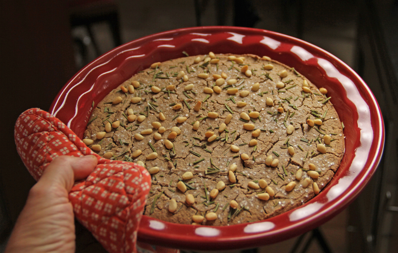 Corsican Chestnut Cake 6