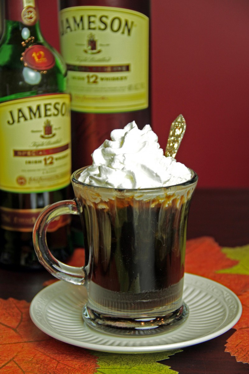 Aunt Frannie's Irish Coffee 7