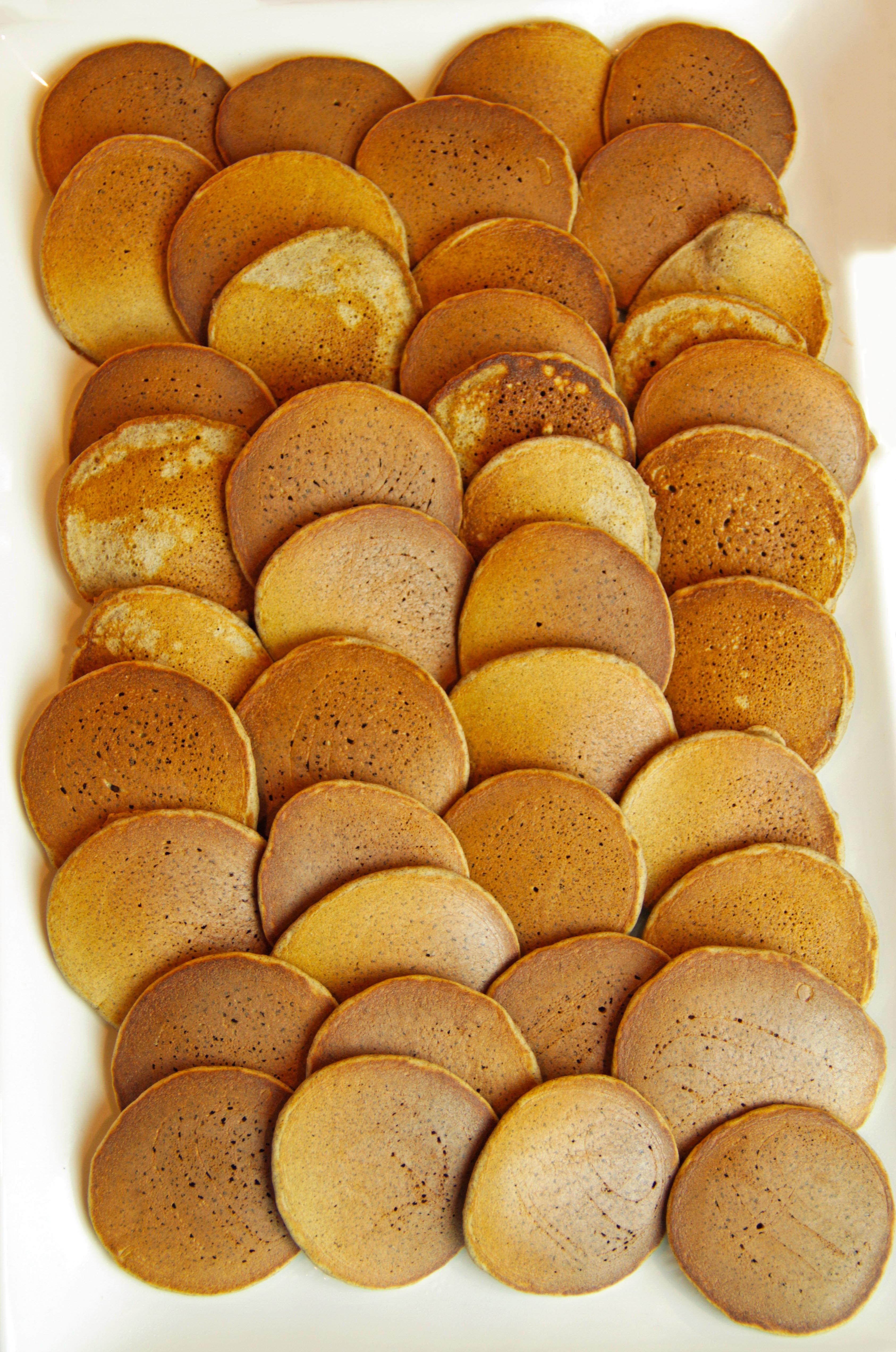 Baby Buckwheat Cakes 6
