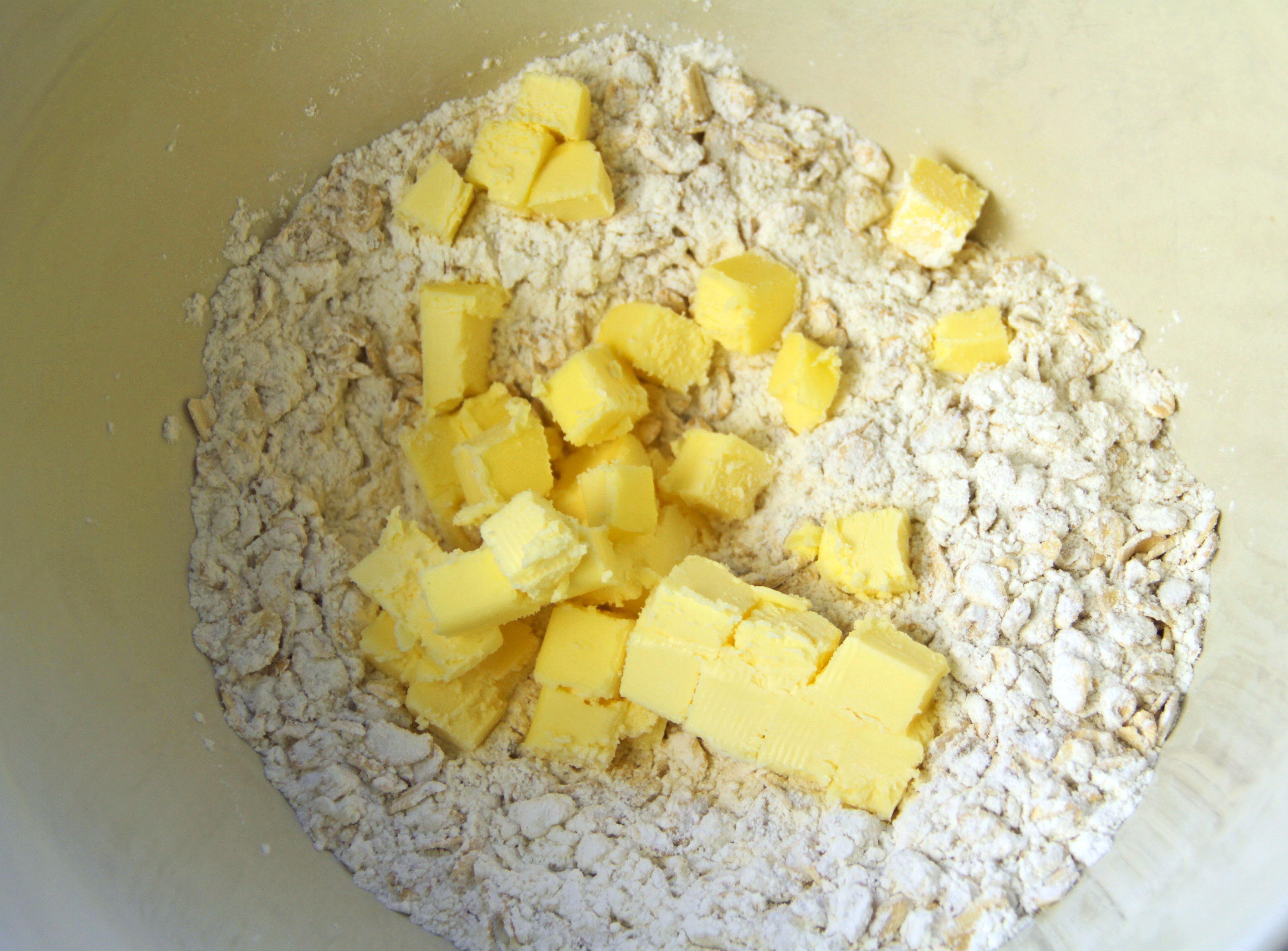 Oatmeal Cakes 3