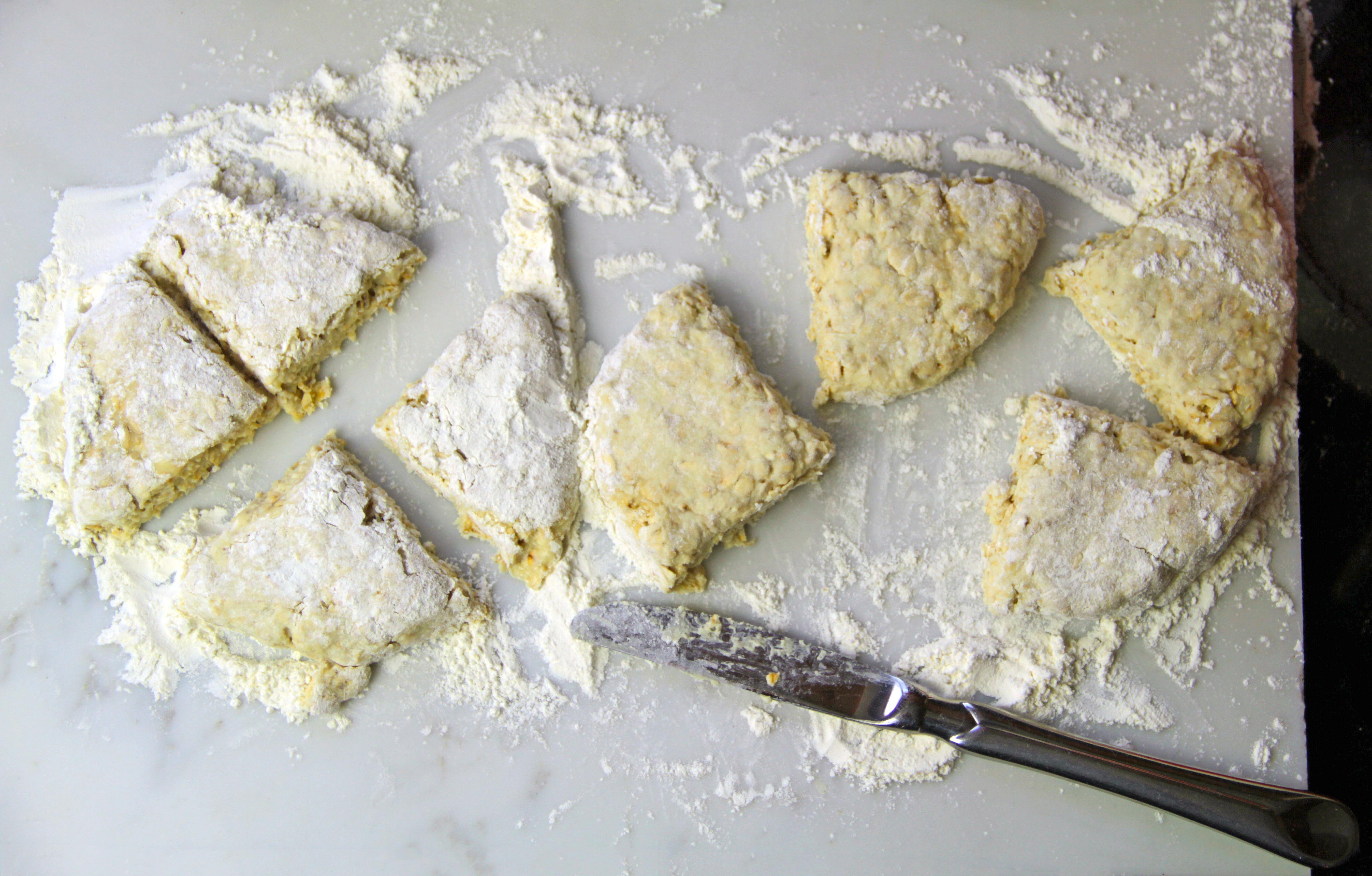 Oatmeal Cakes 7