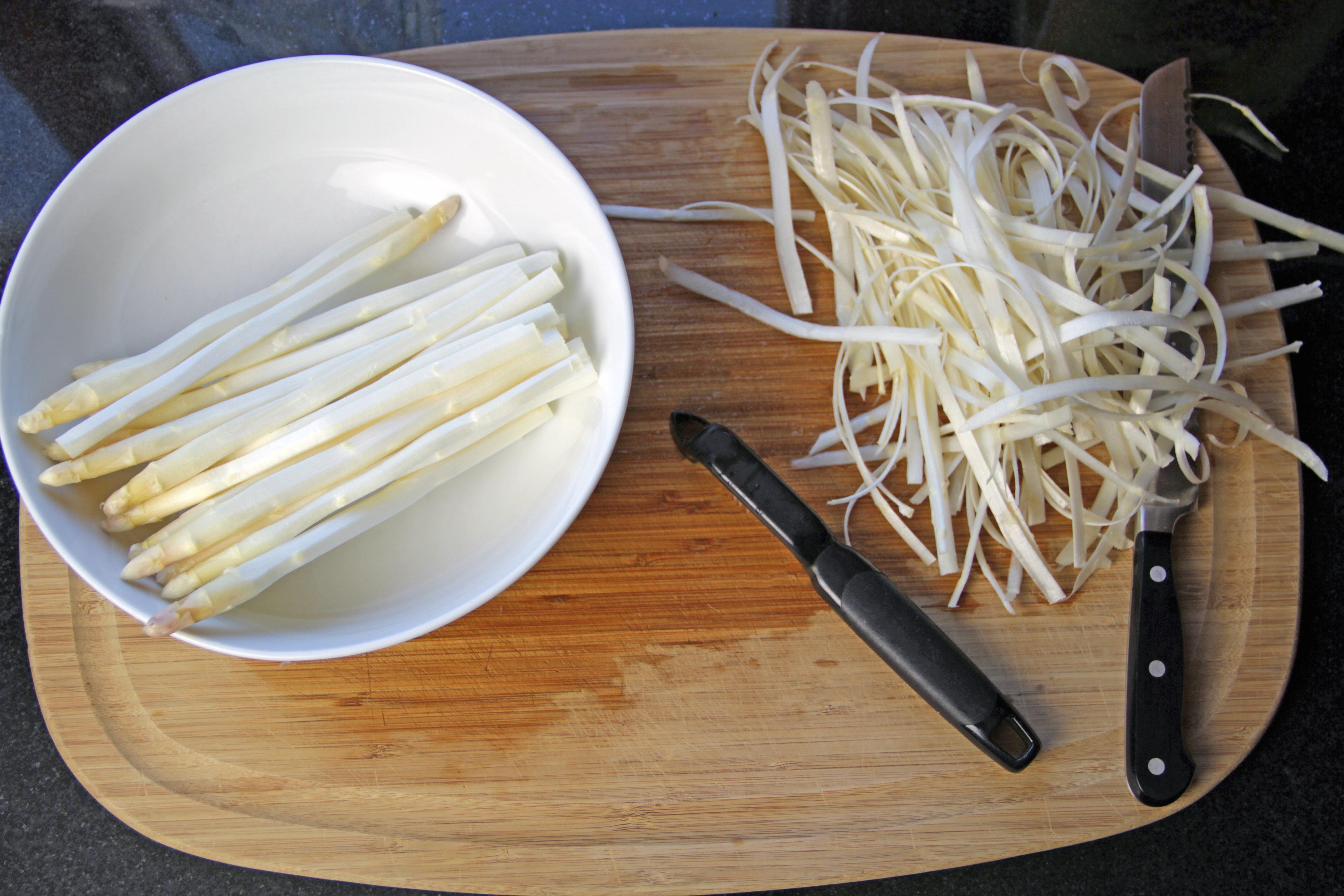 White Asparagus Cream Soup 3