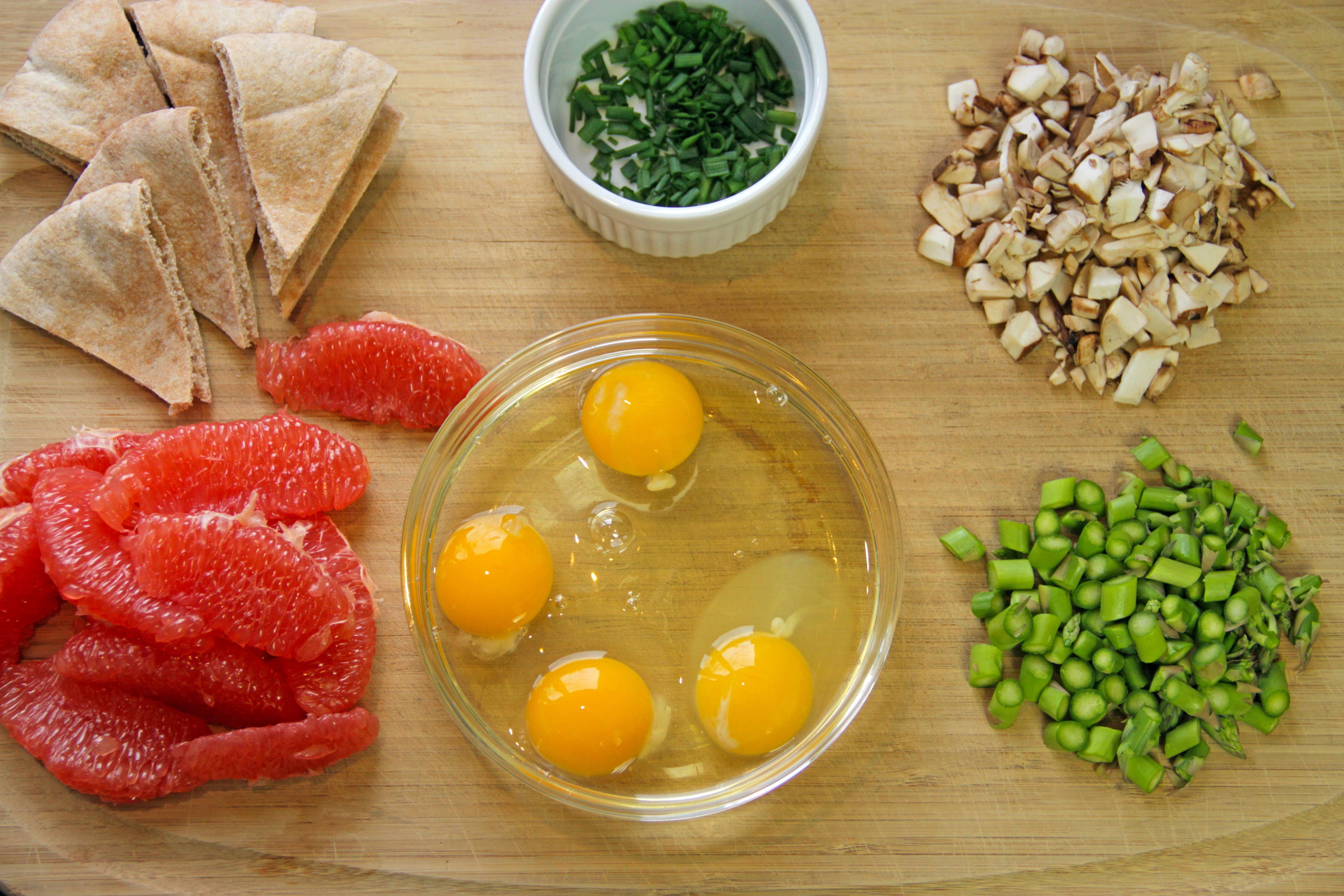 Eggs a la Luis 3
