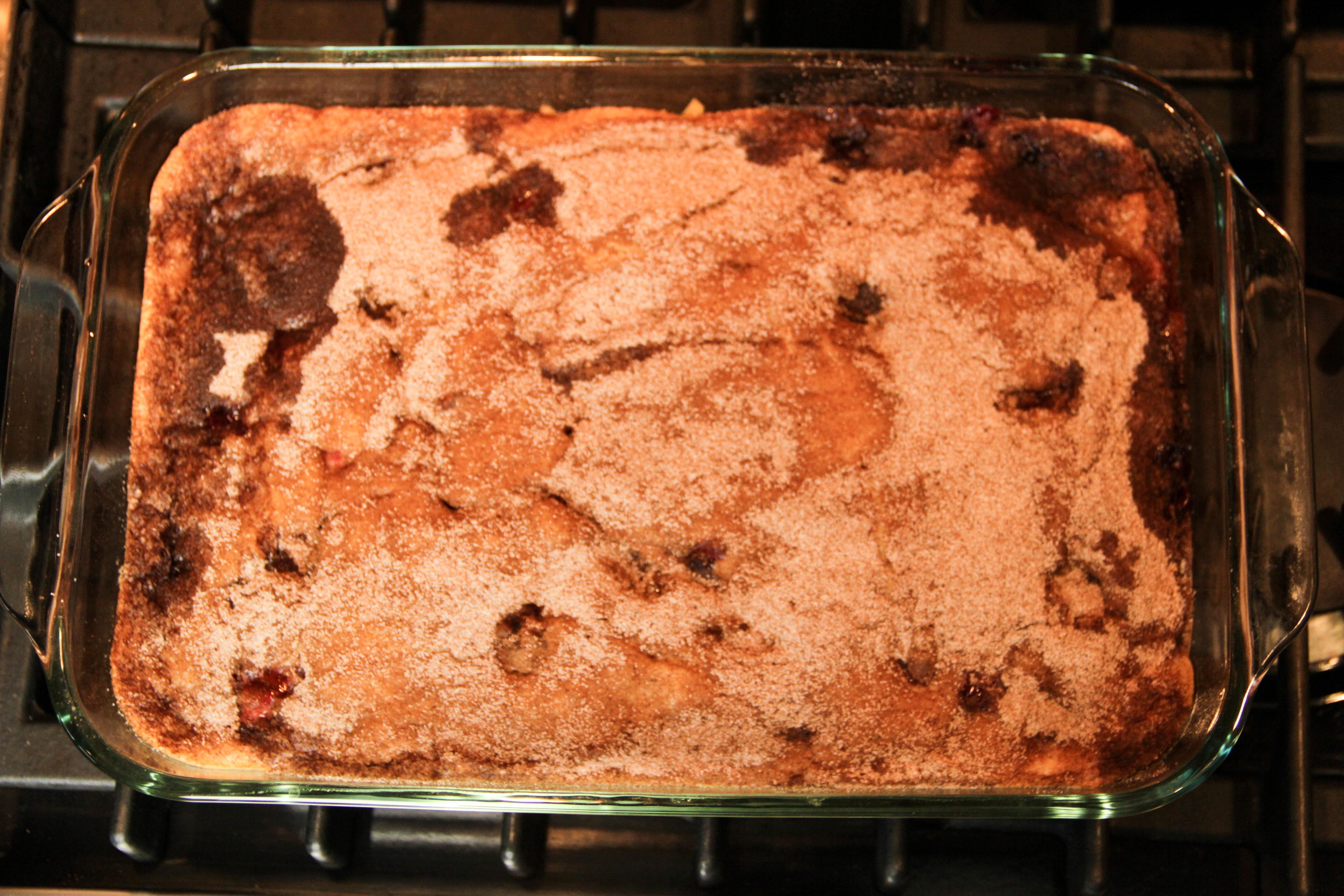 Fresh Berry Cake 8