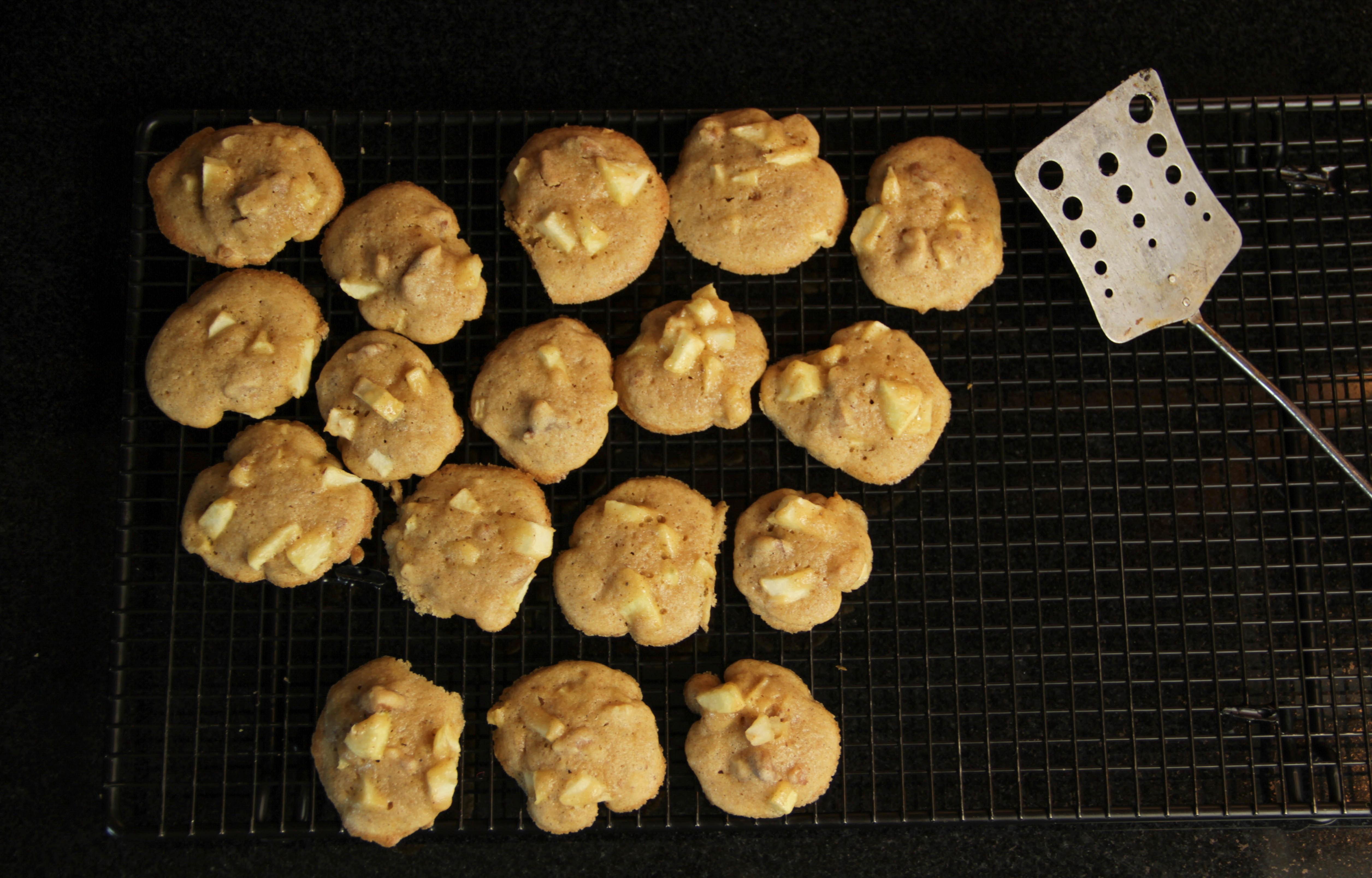 Apple Walnut Cookies 10