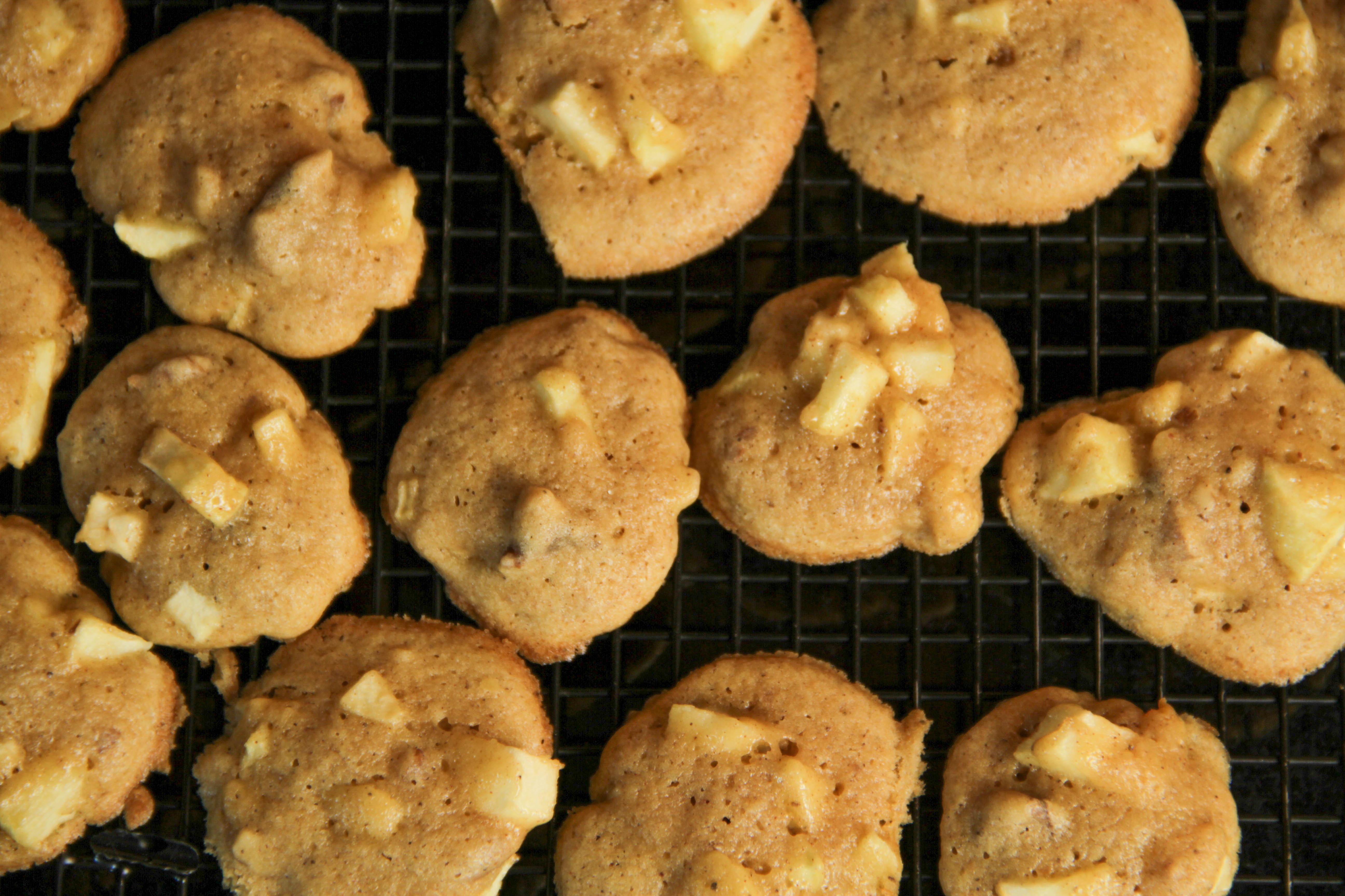 Apple Walnut Cookies 11