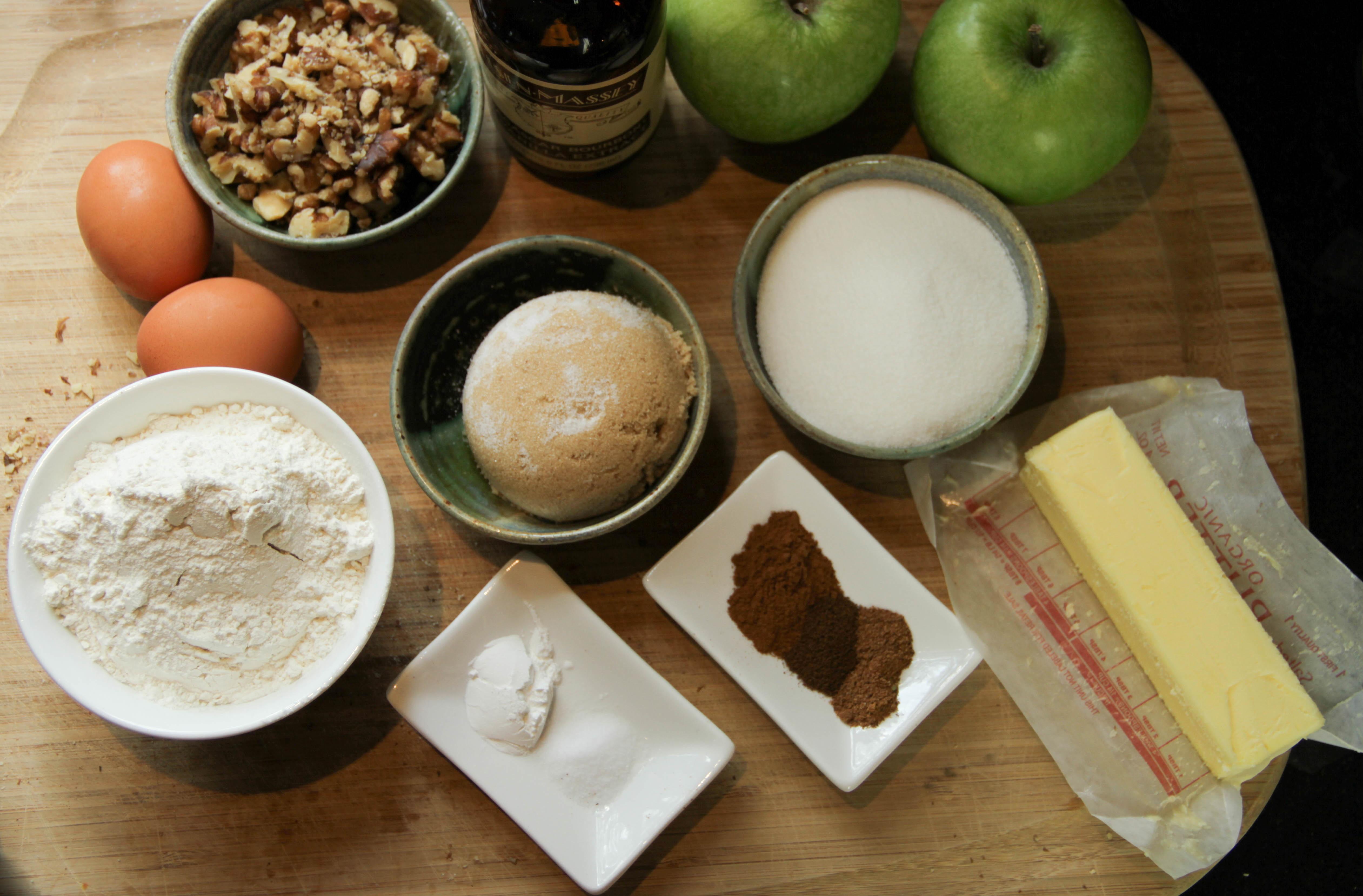 Apple Walnut Cookies 2