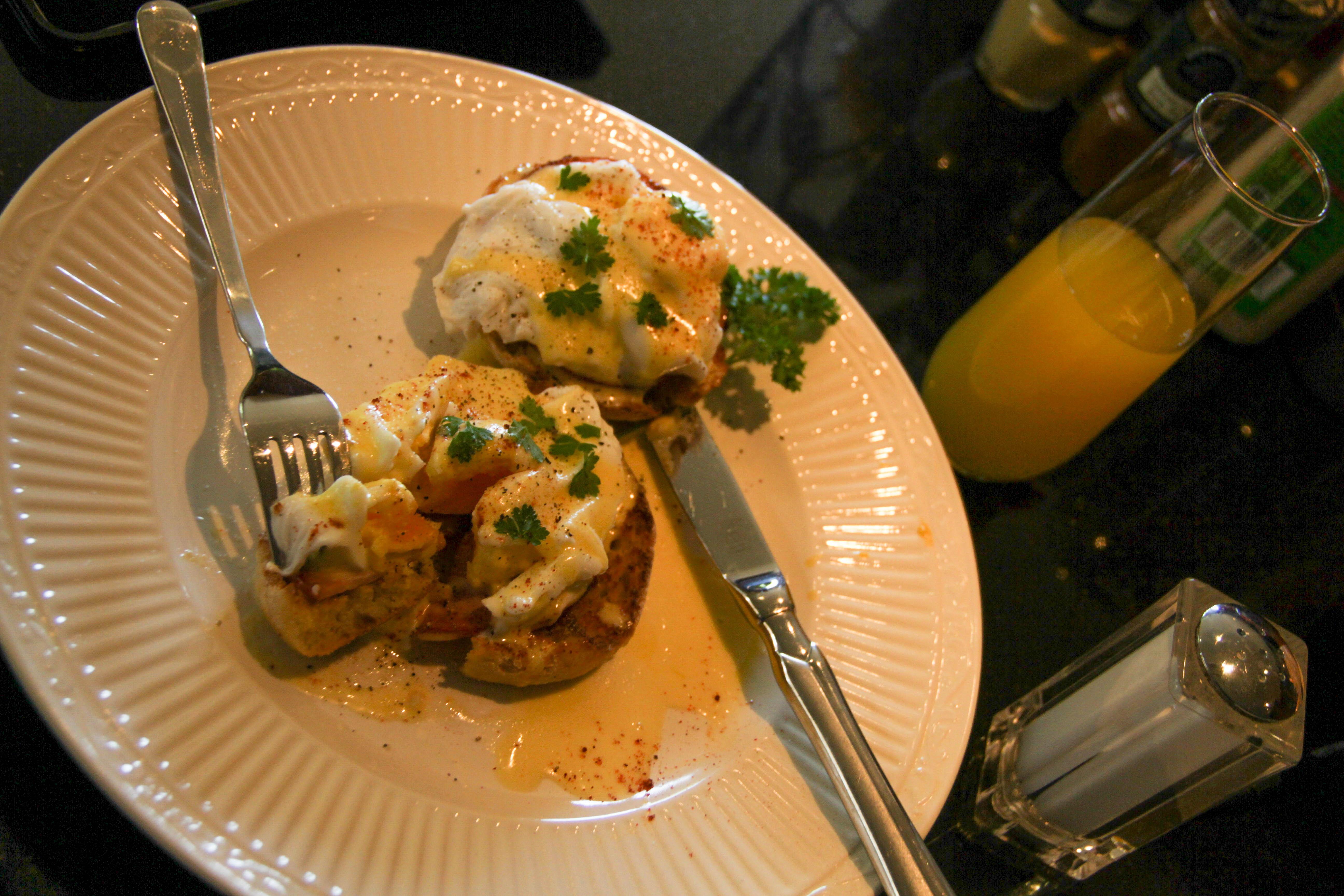 Eggs Benedict 10