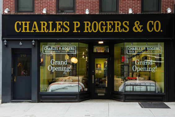 Chatles p rogers 59th st manhattan