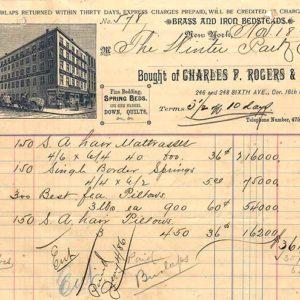 Charles P. Rogers Order
